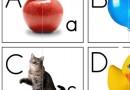 Alphabet Printables Roundup
