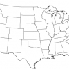 Free United States Map to Color and Label