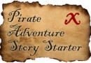Printable Story Starter- Pirate Story