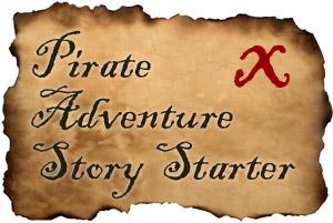 free story starter pirates