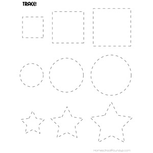 graphic about Printable Line Sheets identify Printable Preschool Form and Line Tracing Sheets